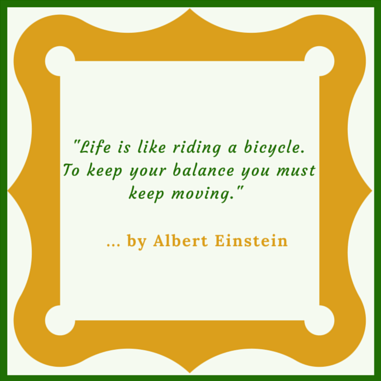 A quotation for the Loaded Movement Training Program about the need for regular movement in our lives..